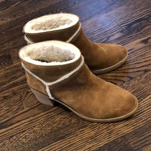 Ugg boots booties sz 7